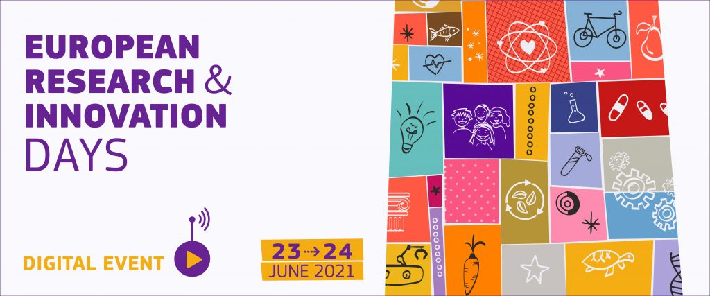 European Research Innovation Days Banner