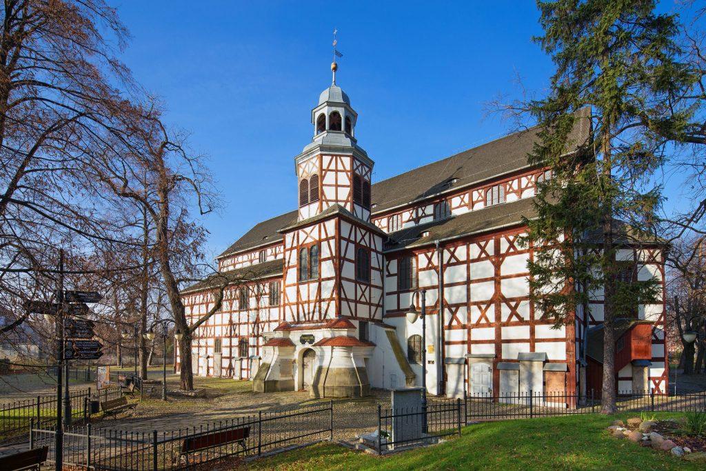 Church of Peace, Jawor, Poland